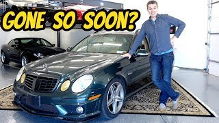 I Accidentally Sold My Cheap Mercedes E63 Wagon, And 1 Other Car!