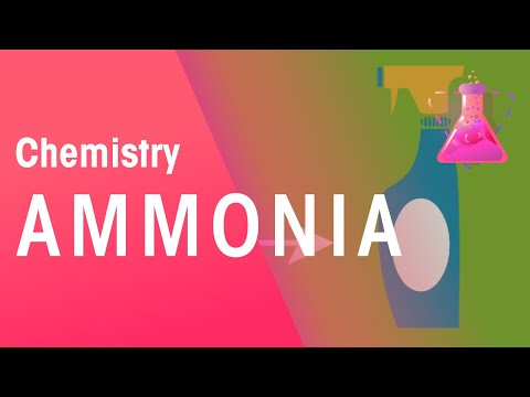 The Haber Process - the Uses of Ammonia | Chemistry for All | The Fuse School