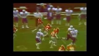 UGA's Jeff Sanchez intercepts Steve Young (Munson) - Stafaband