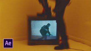 A$AP Rocky - A$AP Forever РАЗБОР ЭФФЕКТОВ в After Effects