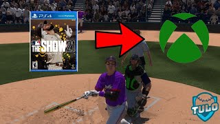 IS MLB THE SHOW 21 COMING OUT ON XBOX?
