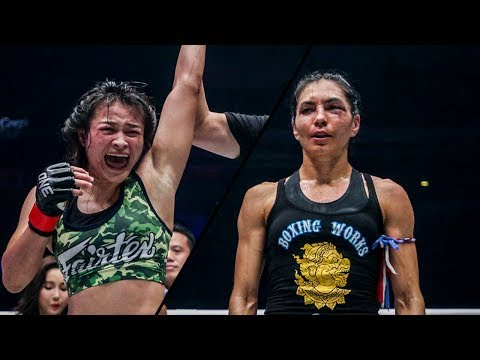 Stamp Fairtex Vs. Janet Todd 2 | ONE Expert Breakdown