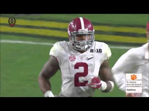 2016 National Championship Game - #1...