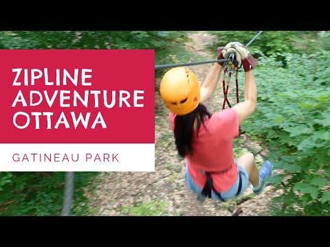 Zipline Adventure - Ottawa