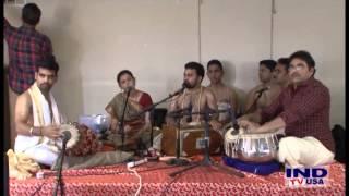 Sri Kadayanallur Rajagopal Bhagavathar - Radha Kalyanam & DivyaNamam, SVCC Temple, Freemont, CA.