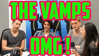 MANIAS ESTRANHAS DO THE VAMPS