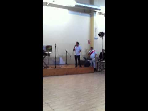 """Dia De  La Canción Criolla. Navarra- España. """" Mal Paso """""""