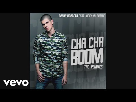 Breno Barreto - Cha Cha Boom (Edson Pride...