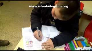 Ercan ŞEREMET En Hızlı Soru Çözen Öğrenci 1 dakikada 21 paragraf sorusunu doğru olarak çözüyor.