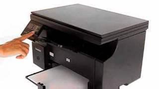 Multifuncional HP Laser M1132 - Impressora MFP Monocromática