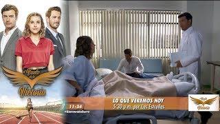 El Vuelo de la Victoria | Avance 07 de agosto | Hoy - Televisa