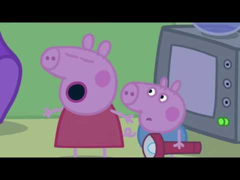 Peppa Pig - The Powercut (47 Episode / 2 Season) [HD]