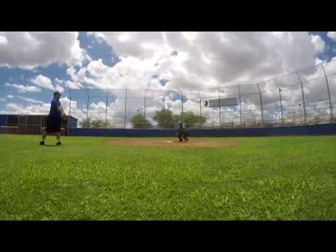 Steven Saunders defensive workout (throw downs)