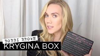 "Елена Крыгина  Krygina Box  ""Bobbi Brown"""