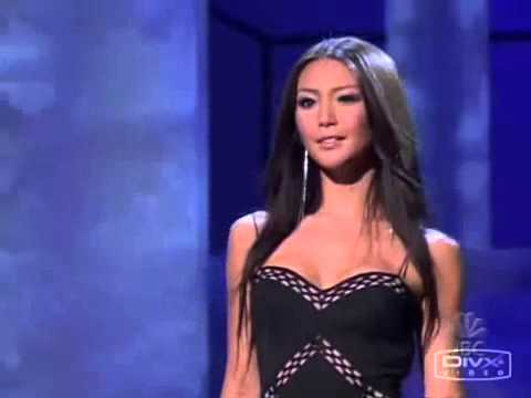 KURARA CHIVANA - PRIMERA FINALISTA MISS UNIVERSE 2006