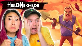 HELLO NEIGHBOR WITH RYAN PRUNTY!!