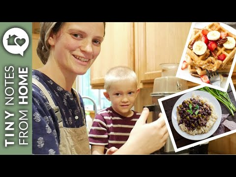 Simple, Healthy, FRUGAL Meals (Mom of 4 BOYS) // V.059