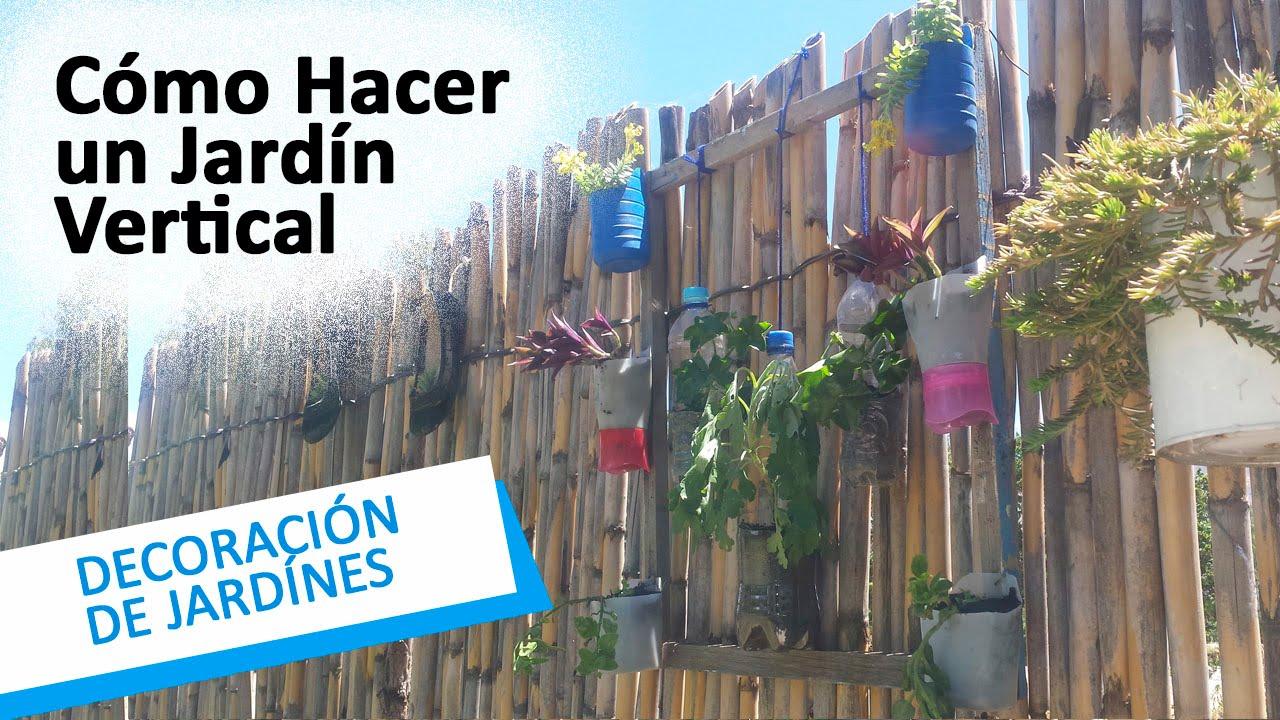 C mo hacer un jard n vertical huerto vertical paso a for Como disenar un jardin vertical