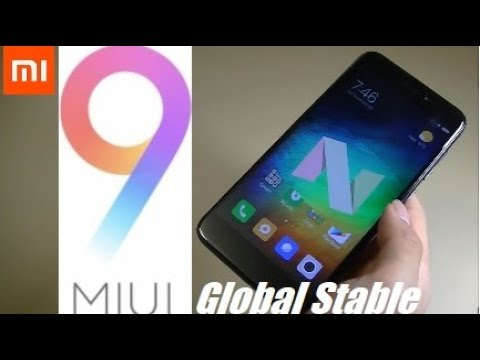 What's New: MIUI 9.1 Global Stable ROM Closer Look!