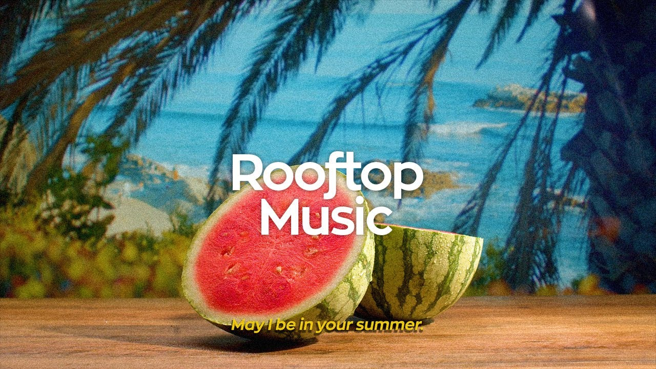 ◎ Playlist  무더운 여름, 사이다 뿌린 수박화채🍉 한 사발 플레이리스트