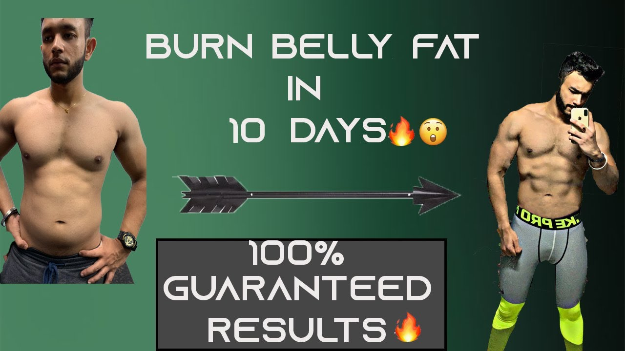 Fastest And Effective Way To Lose Belly Fat In 10 Days Get Lower Abs At Home Best Tips On How To Burn Belly Fat