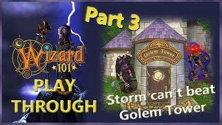 Wizard101 Playthrough