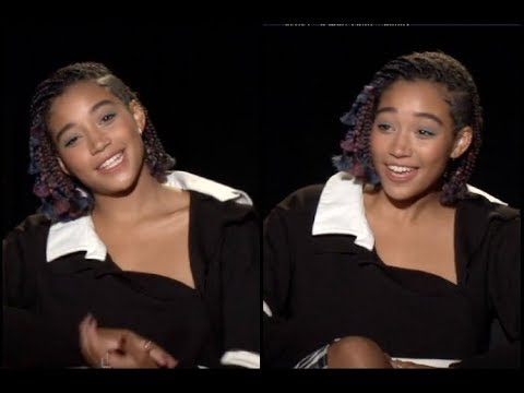 Amandla Stenberg On Coming Out, Sipping On Haterade, Social Media, Youth & Future Darkest Minds