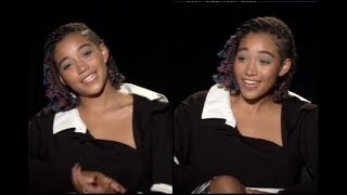 Amandla Stenberg On Coming Out, Sipping On Haterade, Social Media, Youth & Future (Darkest Minds)