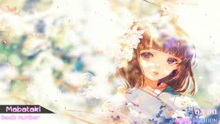 🌸Nightcore🌸Mabataki  瞬き「back number」「cover by Uh」