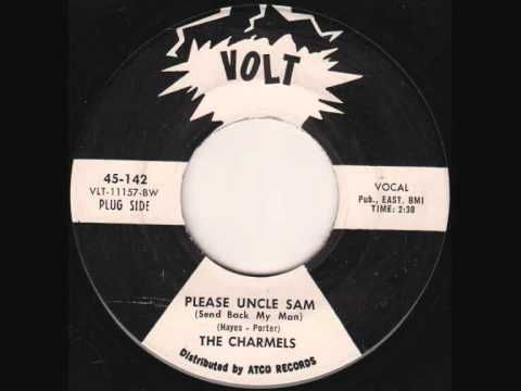 The Charmels - Please Uncle Sam (Send Back My Man)