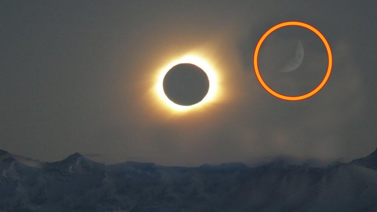 Weirdest Phenomena Caught During Eclipses - YouTube