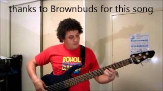 bass cover of brownbuds biyaheng bohol