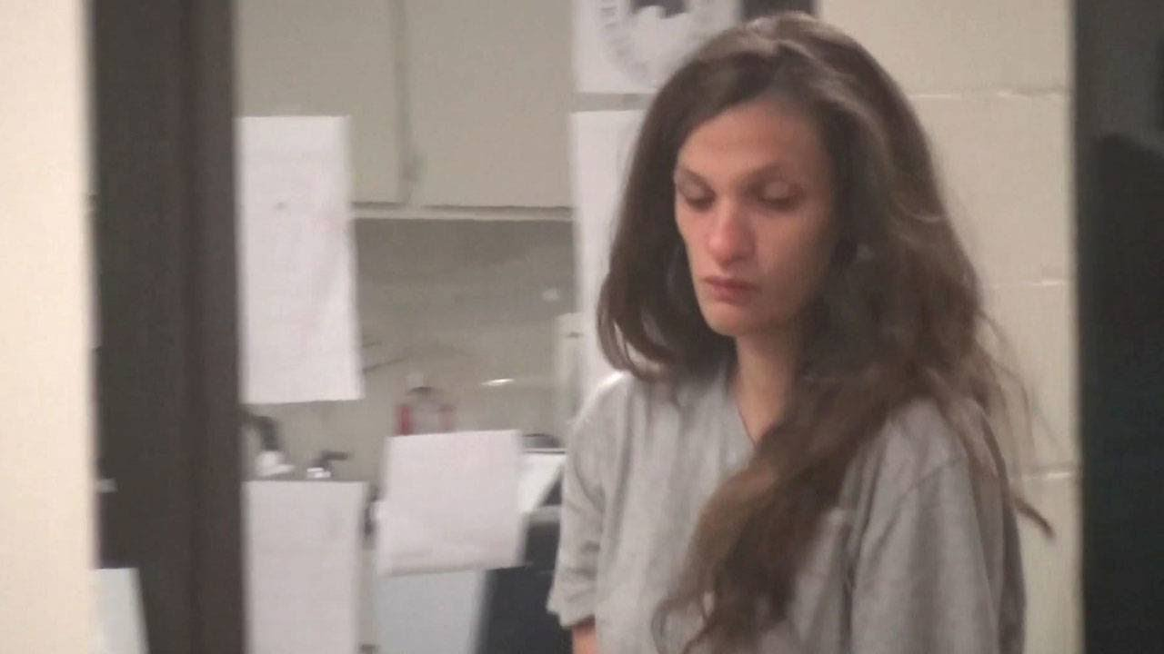 Download Mother accused of abandoning baby appears in court