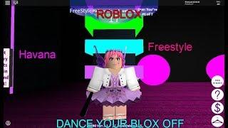 Roblox - Tanz Ihre Blox Off- Havanna - Freestyle