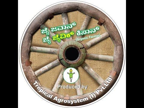 Tropical Agrosystem Documentary On Organic Farming - Kannada