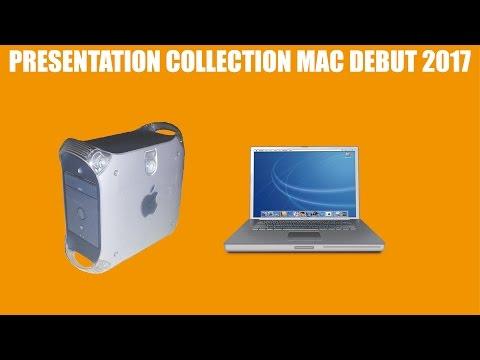 PRESENTATION COLLECTION MAC 2017
