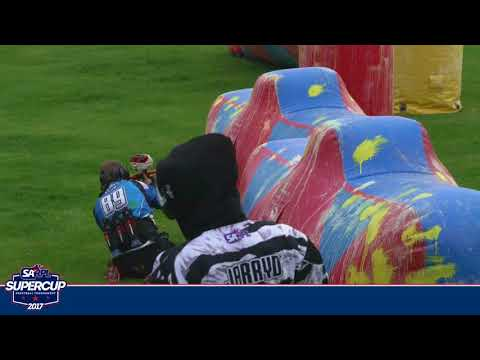 SARPL Paintball Super Cup 2017 Afcon Cup Fri 8 Dec