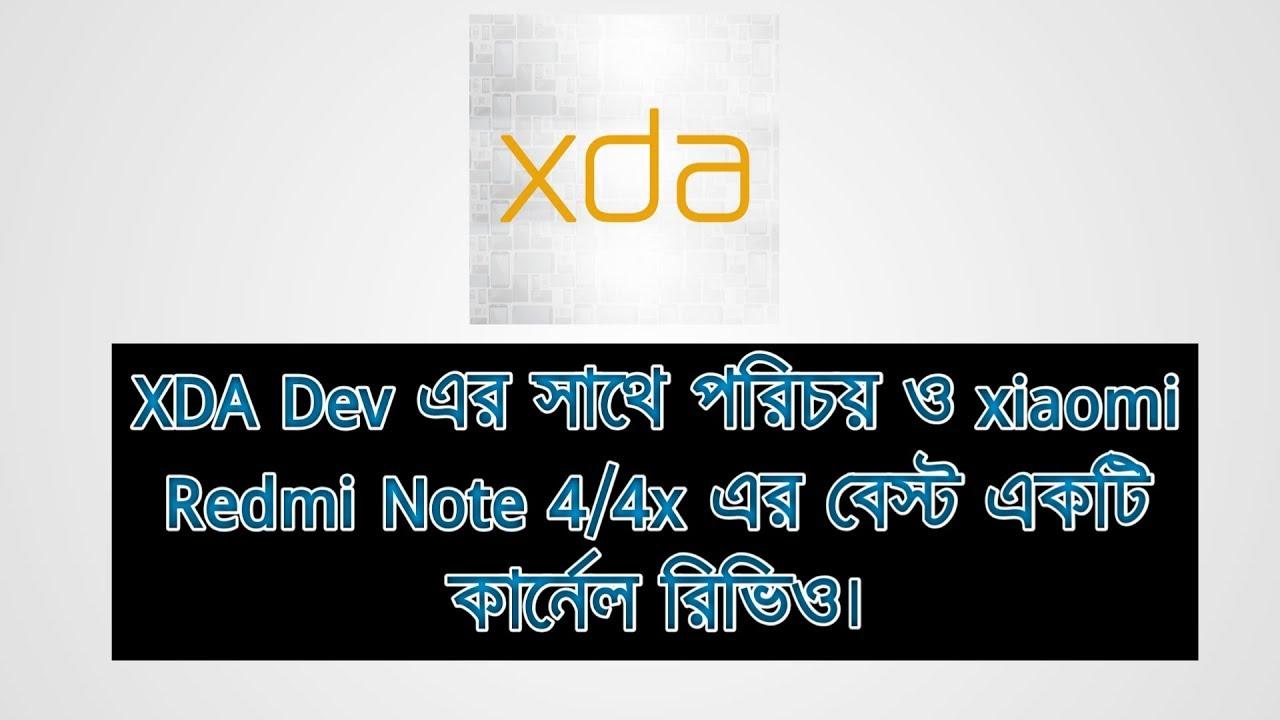 Xda Note 4 Redmi