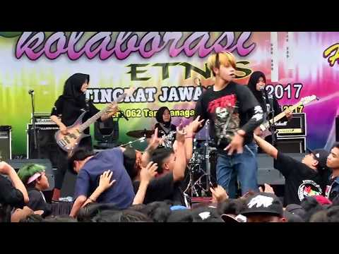 VoB (Voice of Baceprot) - School Revolution - Live In Garut (West Java - Indonesia) 2017