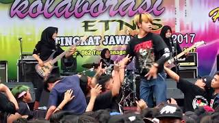 VoB (Voice of Baceprot) - School Revolution - Live In Garut (West Java - Indonesia) 2017