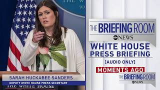 White House press briefing 7/18/17 break down, health care reform discussion on