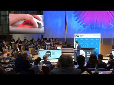 Deutsche Welle Global Media Forum 2015 - The Bobs - The best of online activism