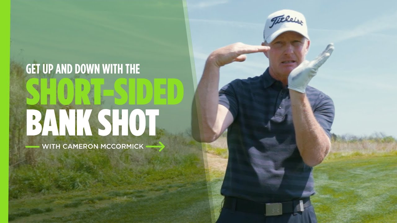 Titleist Tips: How to Save Par When You're Short-Sided