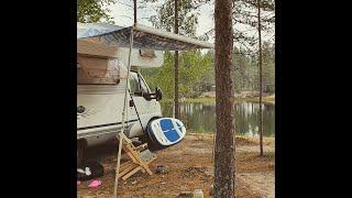 RV road trip, Finland 06/2020