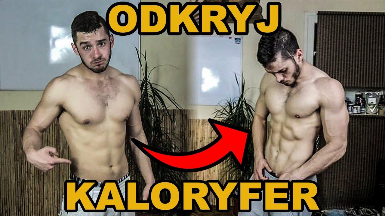 Trenuj Brzuch I Spalaj Kalorie Jak Zdobyc Kaloryfer