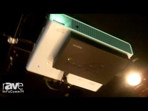InfoComm 2014: Casio Adds the Geometric Correction Box Projector