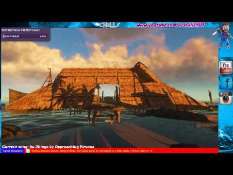 "Stranded Deep Live Recap ""Building the Pyramid!"" PC Gameplay V28.01"