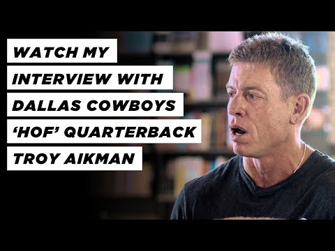 Quarterback Interview | Troy Aikman & Ed Young