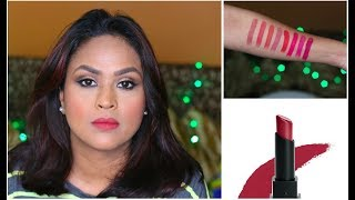 Hi Girls , Here is another requested swatch video of newest launch ...