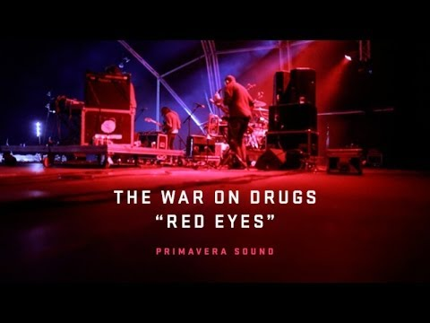 "The War on Drugs Performs ""Red Eyes"""